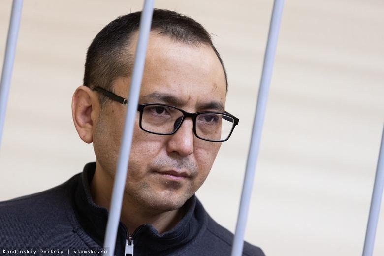 Обвиняемого в растрате главу томского ФССП арестовали на 2 месяца