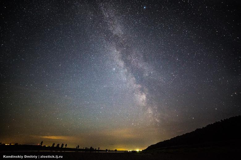 Томичи смогут увидеть крупнейший в 2017г «звездопад» при ясной погоде