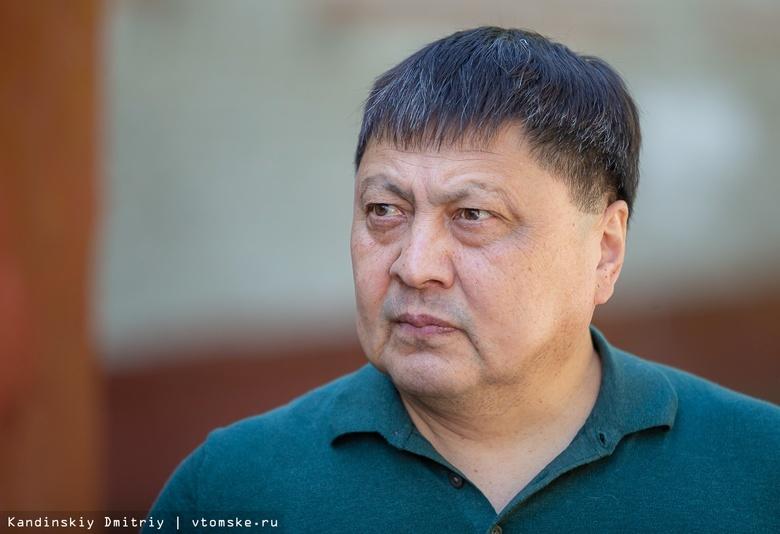 Акатаев покинул пост председателя томского Союза пенсионеров