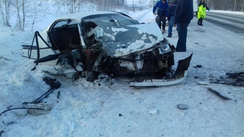 Три человека погибли в ДТП на трассе Томск — Колпашево