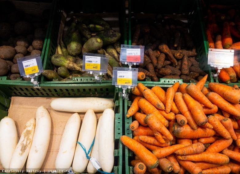 Томскстат сообщил, на какие продукты и товары сильнее всего выросли цены в июне