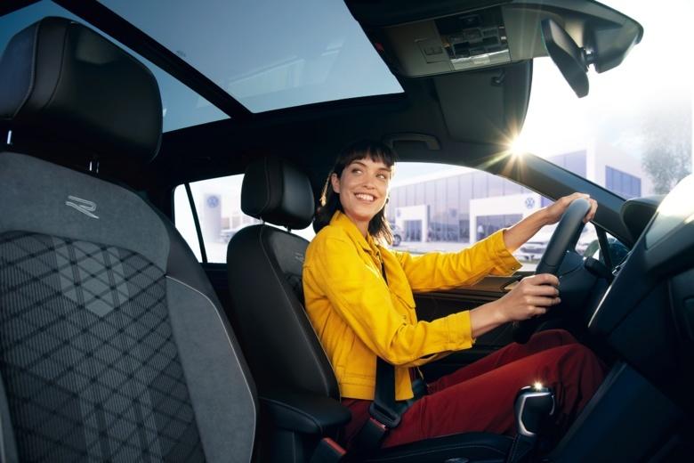 Познакомьтесь с сервисом Volkswagen