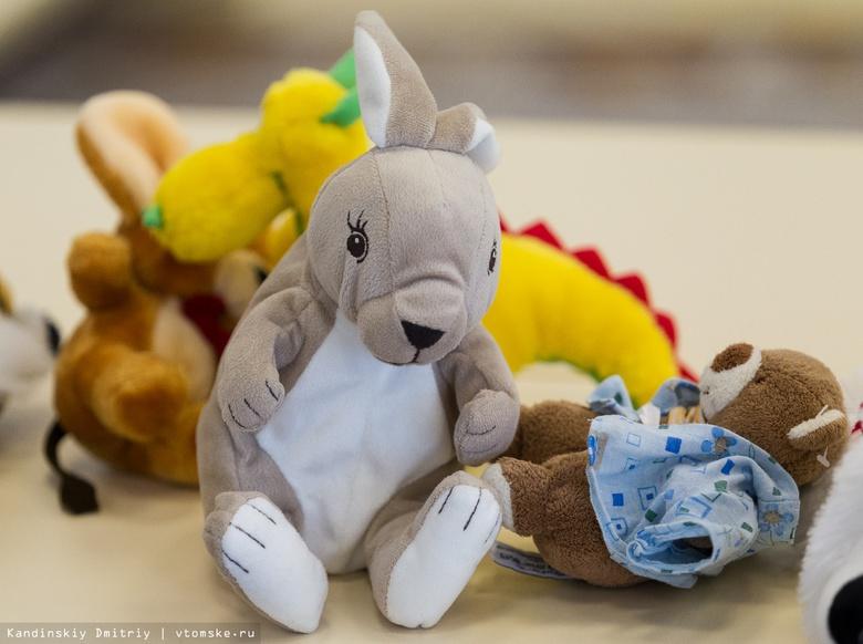 Томичей просят помочь 3-месячному малышу, который не может самостоятельно дышать