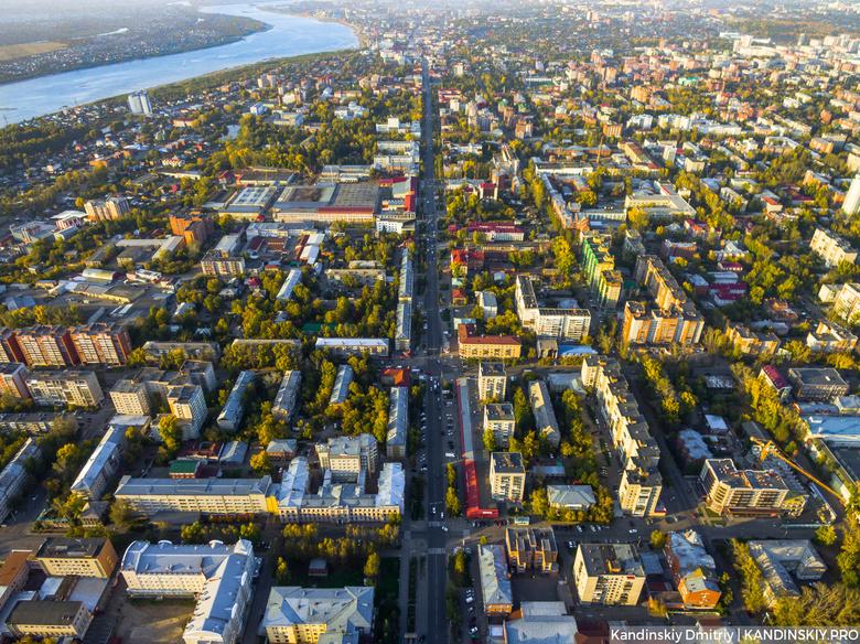 Застройщик: Томску нужна своя программа реновации