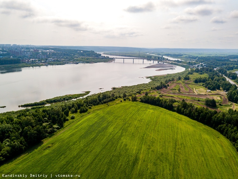 Дума передала области полномочия по проектированию дорог Томска на левобережье