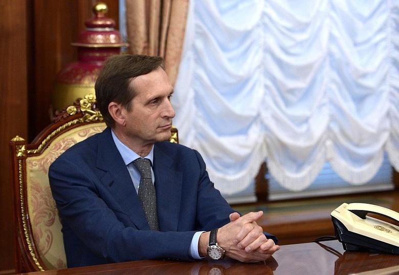 Глава СВР прокомментировал дело Сафронова