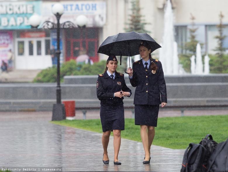 Оперативное предупреждение объявили в Томской области на 2-3 сентября