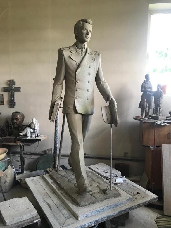 Памятник первому выпускнику ТПУ планируют поставить на проспекте Ленина в Томске