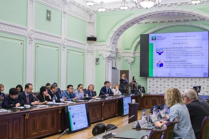 Представители мировых вузов познакомятся в ТПУ с томским образованием