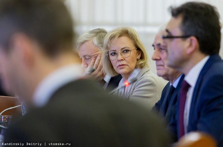Татьяна Соломатина намерена вновь баллотироваться в Госдуму