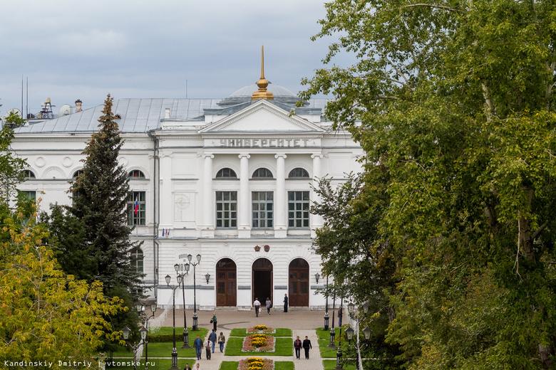 ТГУ и ТПУ вошли в топ-200 вузов мира по качеству образования