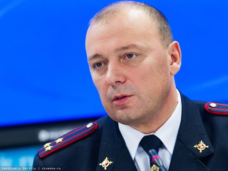 Число ДТП в Томской области сократилось на 14 %