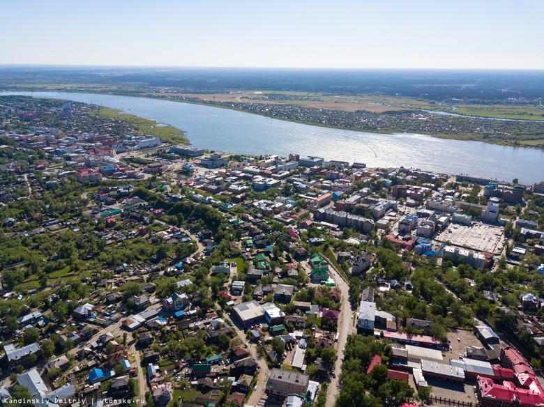 Общественники призывают отказаться от проекта «Томские набережные»