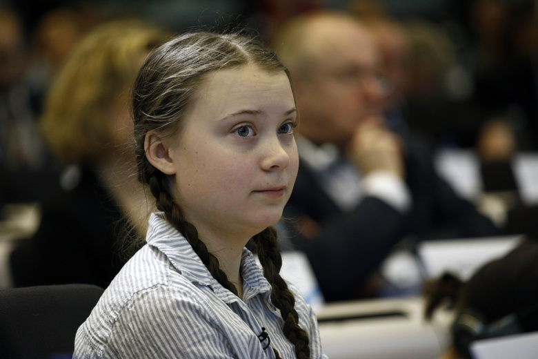 Самый молодой депутат Госдумы пригласил 16-летнюю Грету Тунберг в Россию