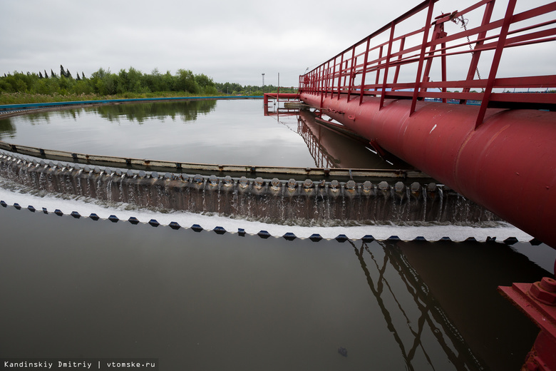 Заммэра: модернизация очистных сооружений Томска завершится в 2017-2018гг
