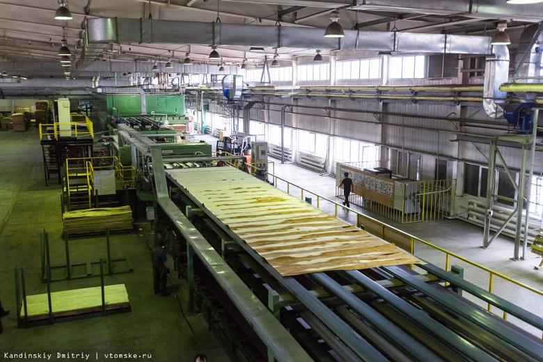 Китайский инвестор вложит 25 млрд руб в создание новой линии лесопиления в Асино