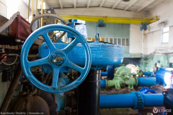 В томском поселке отремонтируют систему водоотведения за 54,4 млн