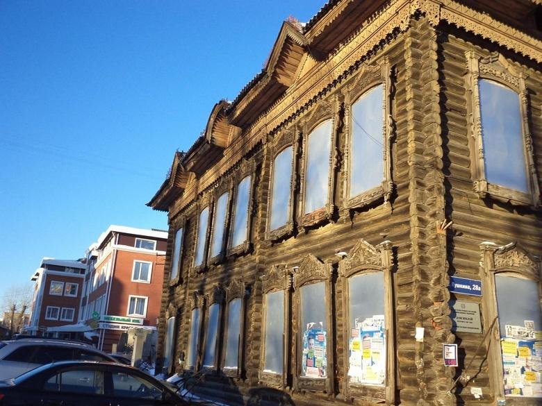 Власти ищут инвесторов для восстановления трех старинных домов Томска