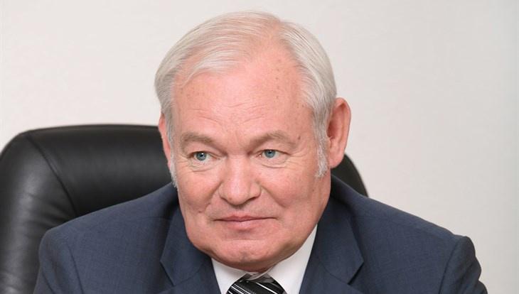 Возглавлявший 18 лет Томскпромстройбанк Анатолий Озеров покинул пост