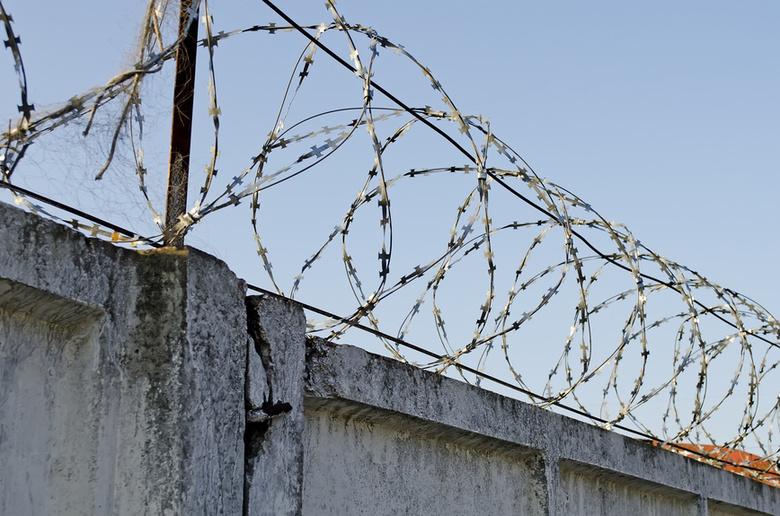 Томич пытался перебросить в колонию сотовые и 300-метровую веревку