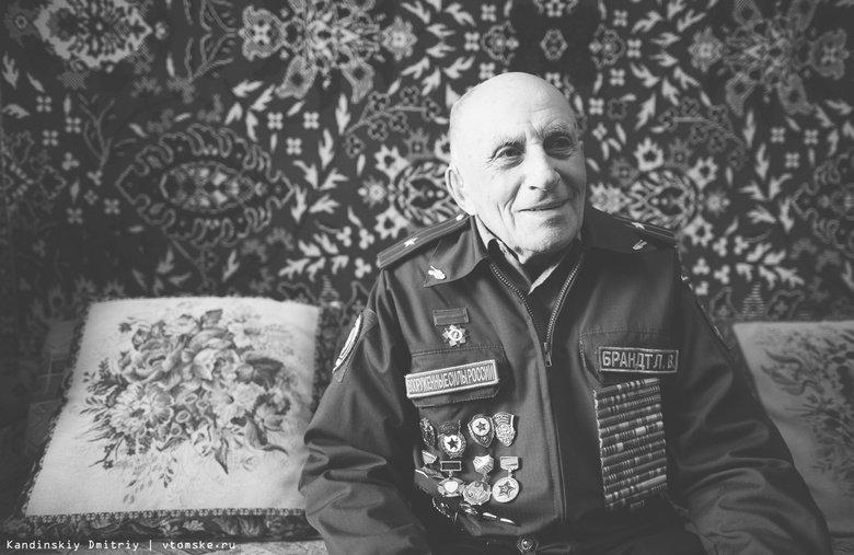 ВТомске скончался освободитель Освенцима Леонтий Брандт