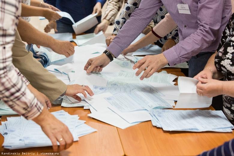 Избирком заверил списки кандидатов от трех партий на выборы в томскую облдуму
