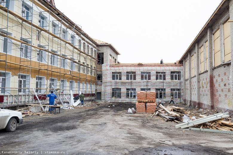 Спикер думы Томска: капремонты школ и детсадов нужно финансировать из госбюджета