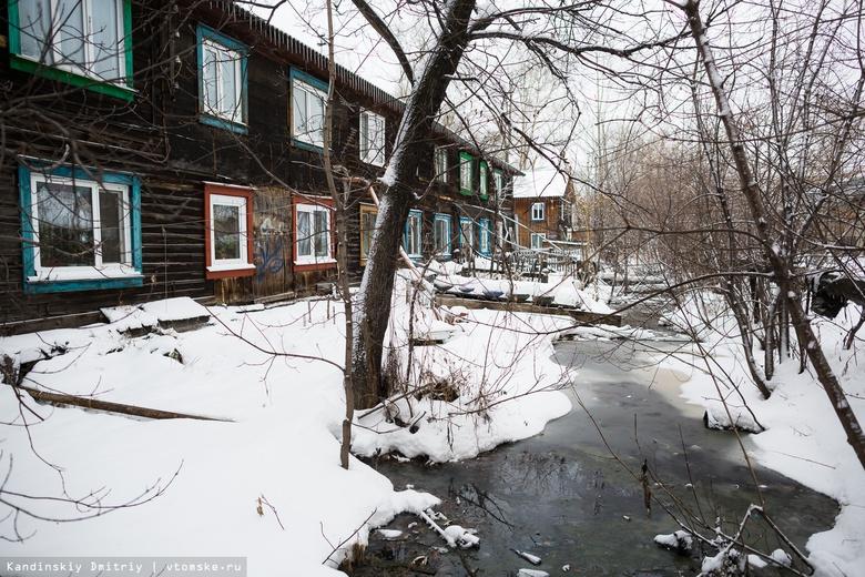 «Томскводоканал»: в озеро Керепеть сливают нечистоты жители Черемошников