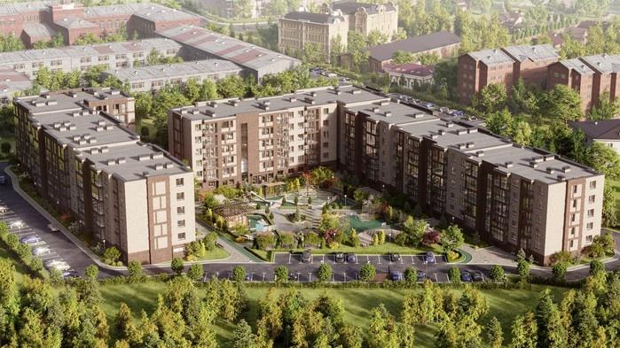 В тишине у Белого озера: растет спрос на квартиры в современном экокомплексе