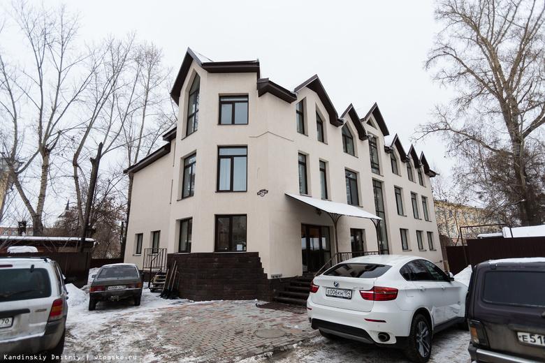 Суд отказал в сносе гостиницы-самостроя на Крылова в Томске