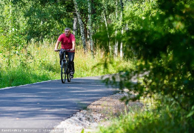 Томичи могут сдать свои старые велосипеды для нуждающихся детей