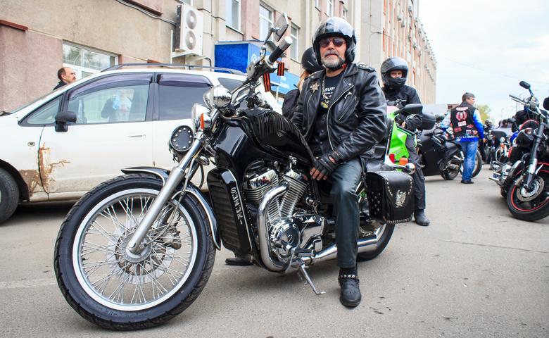 Томских мотоциклистов научат оказывать первую помощь при ДТП