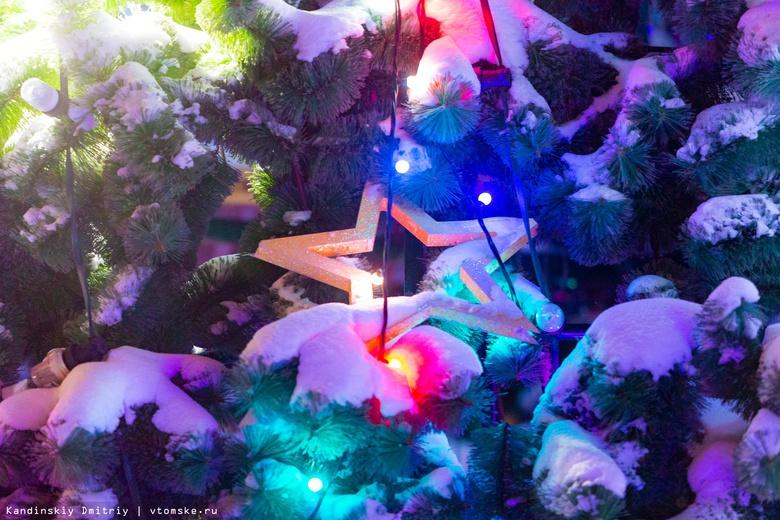 Томский губернатор сыграл Деда Мороза в новогоднем клипе «ЮДИ»