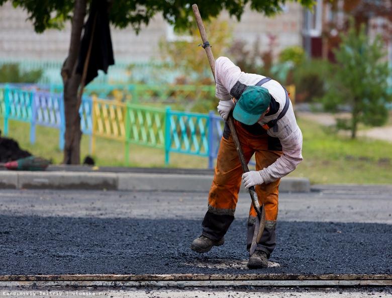 Более 100 жителей Томской области пожаловались в 2018г на ремонт дорог