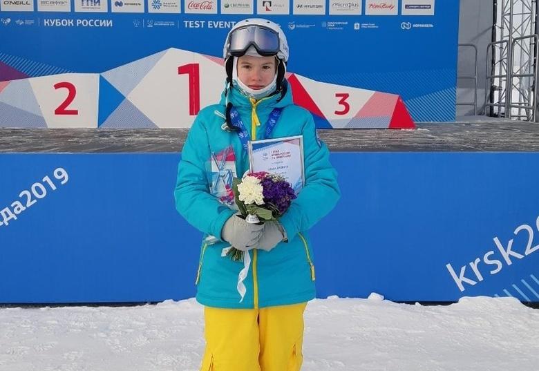 Алина Брезгина