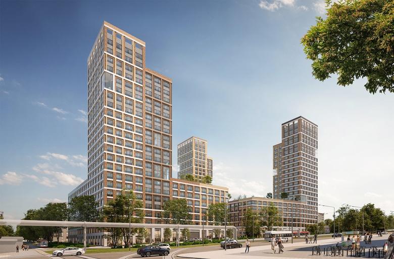 ТДСК планирует в мае начать строительство жилого комплекса по голландскому проекту