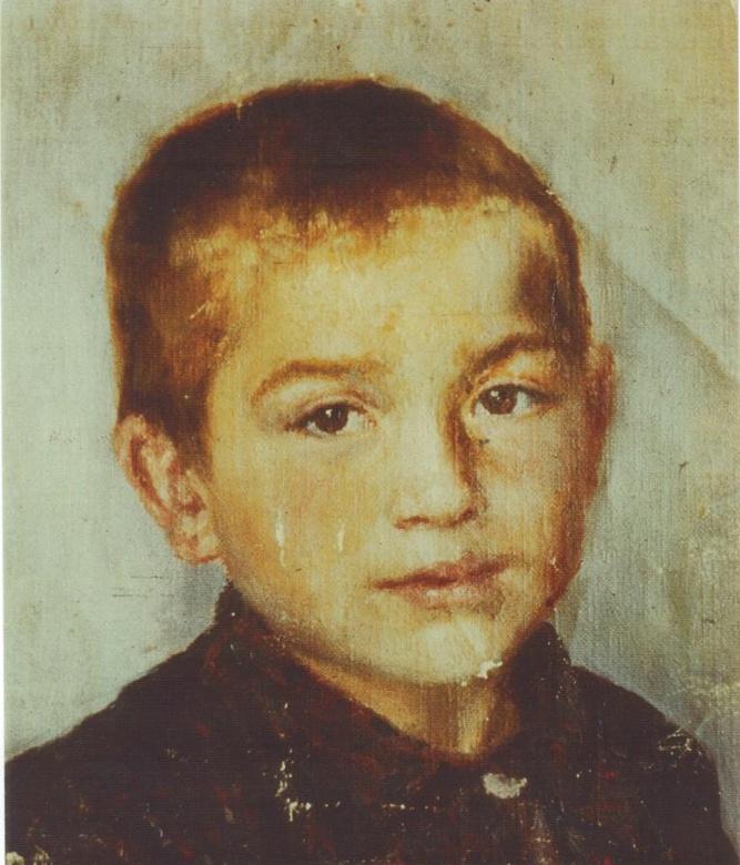 Портрет Анатолия Протопопова, 1928 год
