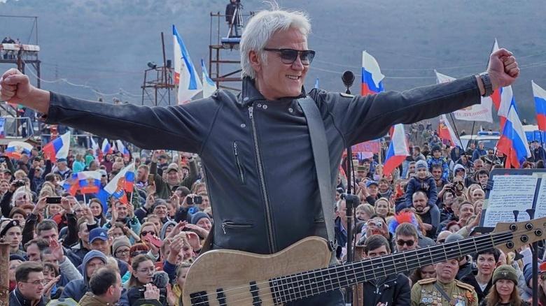 Александр Маршал и поп-певица из Украины выступят на Дне томича