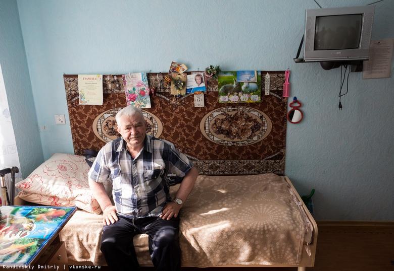 Дом престарелых в Томском районе получит два новых корпуса за 291 млн руб