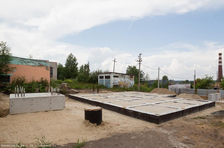 Томские власти выдали 480 разрешений на строительство с начала 2018г