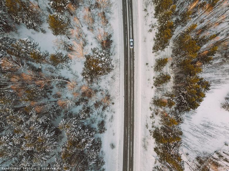 Беспилотный автомобиль протестируют в условиях томской зимы в начале 2019г