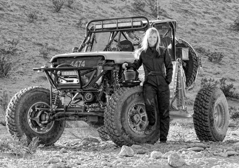 Гонщица из США погибла, пытаясь разогнаться до 996 км/ч