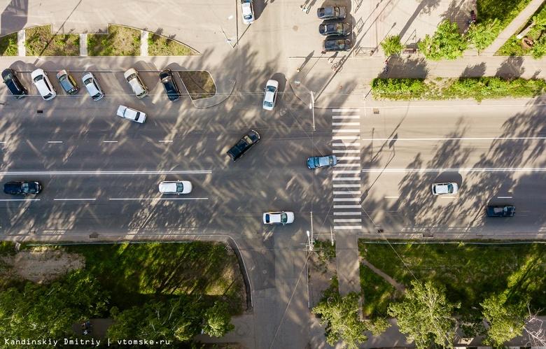 Опрос: около 90% томских водителей ругаются за рулем