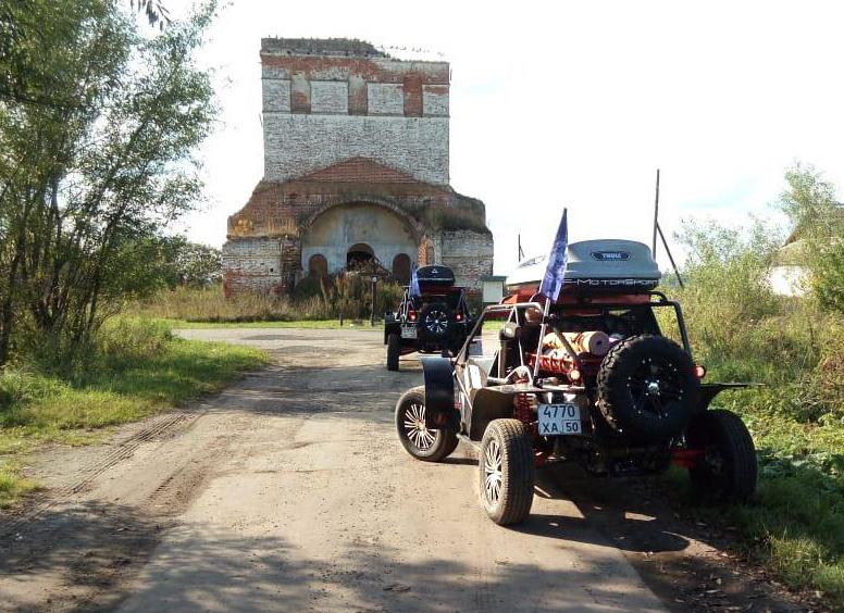 Члены РГО на багги доедут от Москвы до Томска в честь юбилея ТГУ