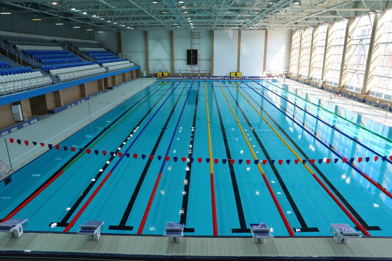 Губернатор и депутаты Госдумы откроют олимпийский бассейн в Томске
