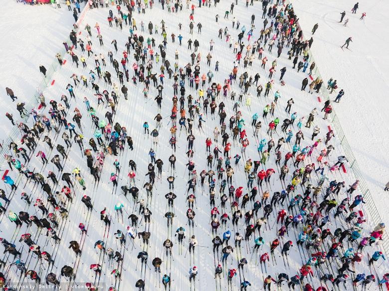Уик-энд: «Лыжня России», День науки и кофе