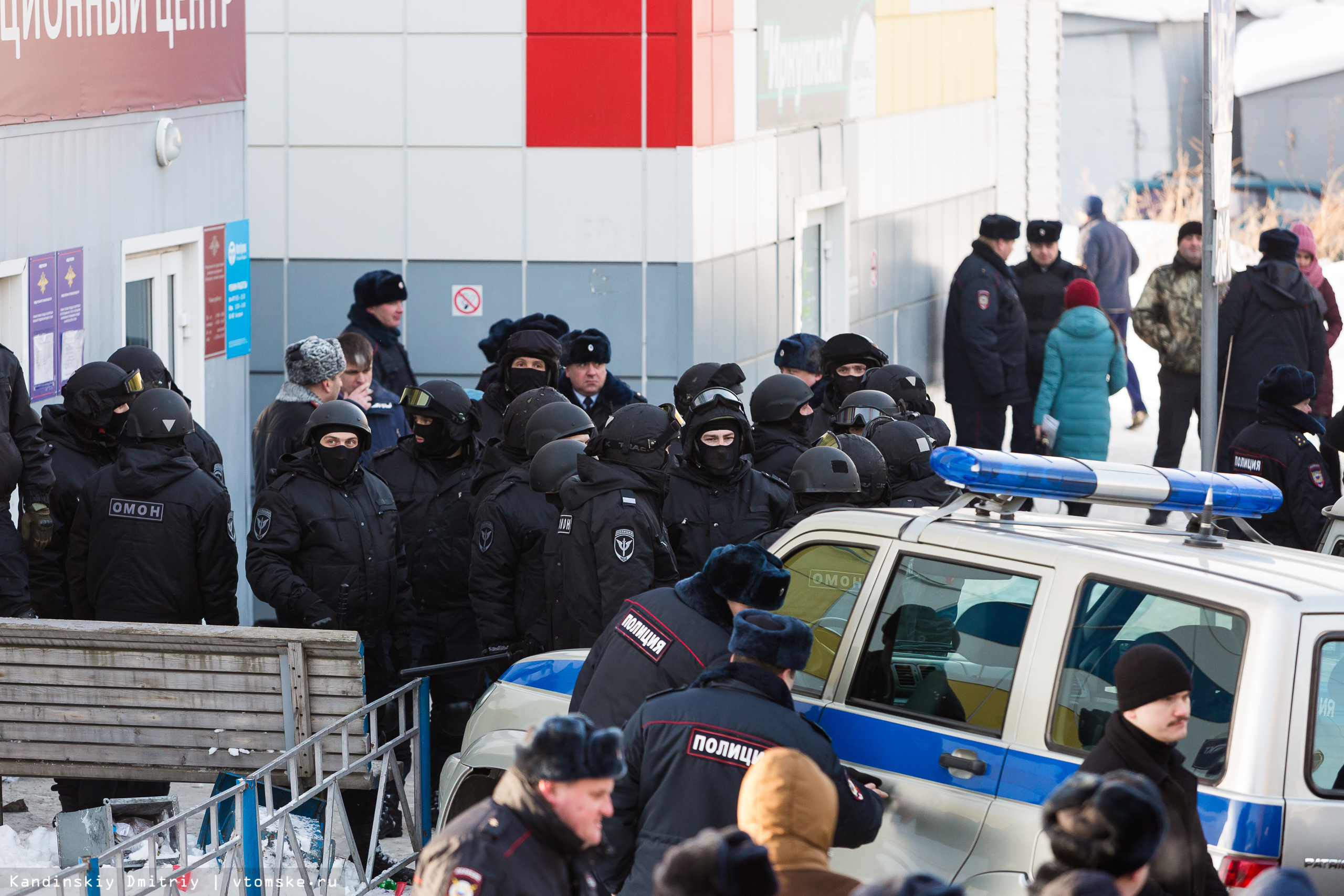 Автобус с нелегальными мигрантами задержан в Томской области