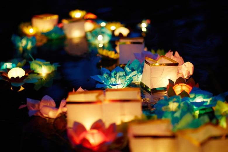 Уик-энд в Томске: фестиваль водных фонариков, AmaniFest и «Русалочья неделя»