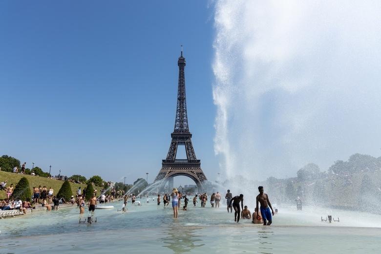 Из-за летней жары во Франции погибли 1,5 тыс человек