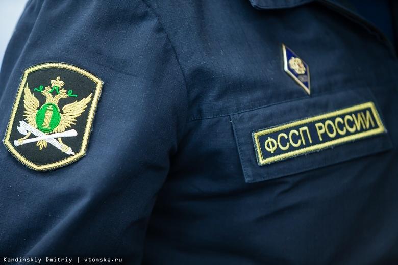 Томские приставы арестовали 12 грузовиков фирмы, задолжавшей 56 млн руб налогов